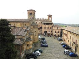 Giovedì pomeriggio a Castell'Arquato (PC)
